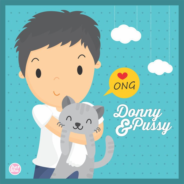 Donny and Pussy