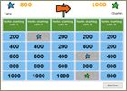 Freebie for whiteboards - Hibernation, dormancy, biomes and populations challenge board
