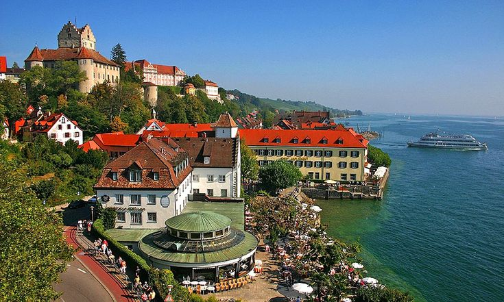 Bodensee Germany!!! Meersburg am Bodensee © Internationale Bodensee Tourismus…