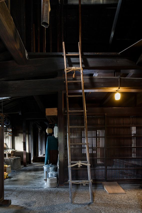 Meticulous Renovation of a 150-Year-Old House in Hino, Japan