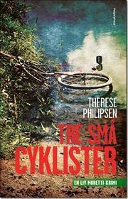 Tre små cyklister af Therese Philipsen, ISBN 9788771372908