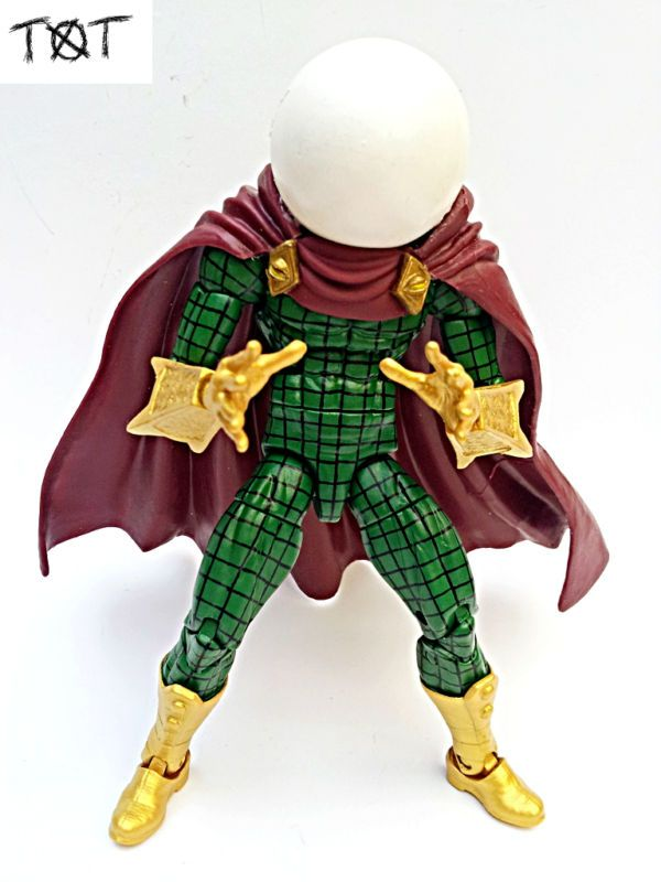 Mysterio (Marvel Legends) Custom Action Figure