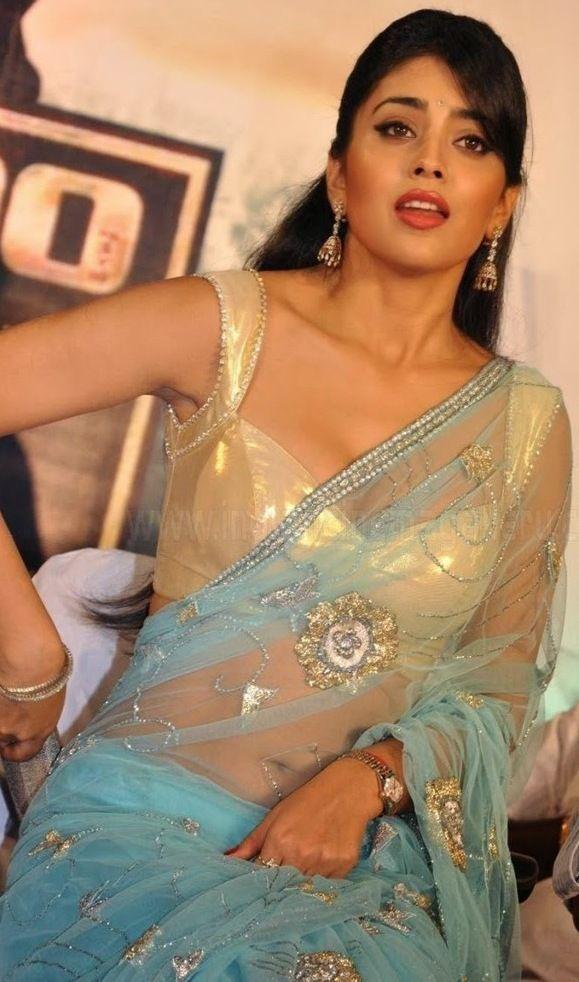 Shriya-Saran-Sexy-in-Saree.jpg (579×982)
