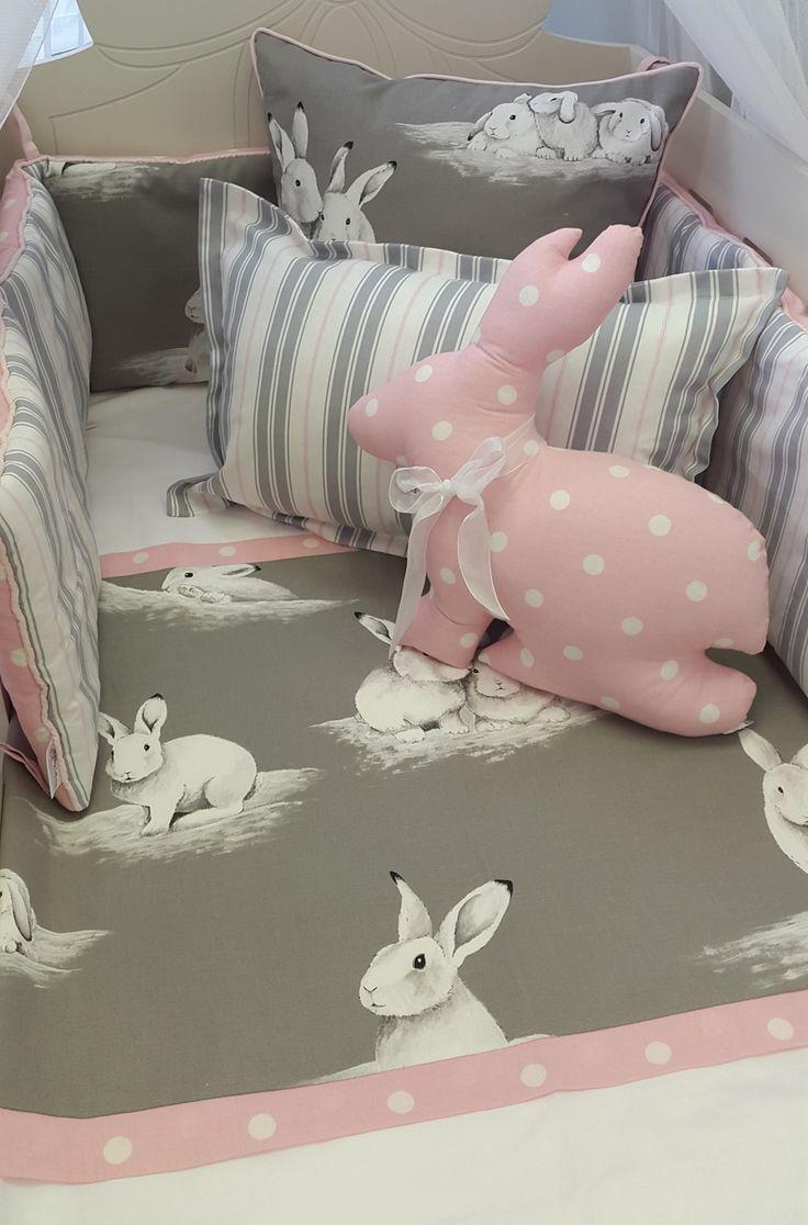 Bashful Bunny with Pink Polka Dot
