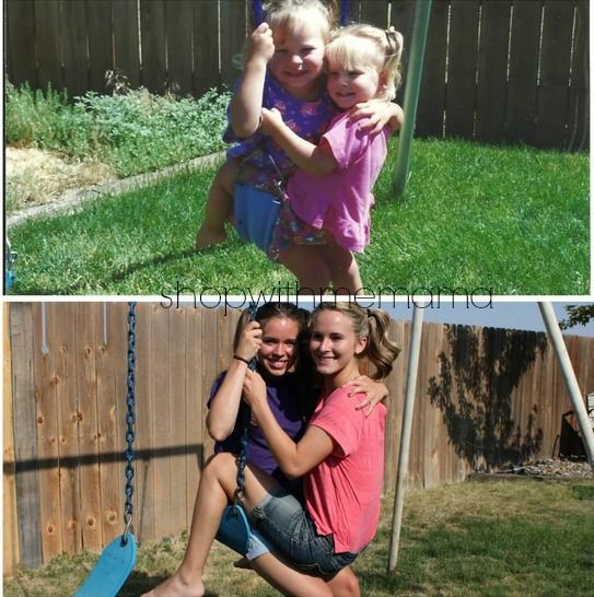Great photo recreation - recreate any old photo pose-  @Kathleen Fretwell - if you and Bird do this, and ppppppleeeease do, can I have a copy?