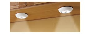 Superbrite Touch Light, Tap Light, Stick-on LED Light | Solutions. For under the kitchen cabinets