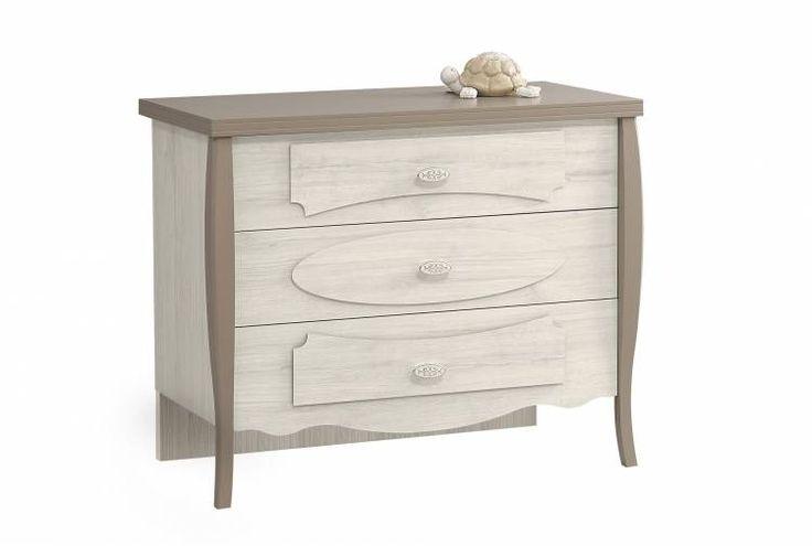 Collection Demoiselle - Enfants & Ados #commode #shelf #demoiselle #meubles #meublesgautier #furniture #gautierfurniture #enfant #ados #kids #teens #fille #girls #classique #romantique #classic #romantic