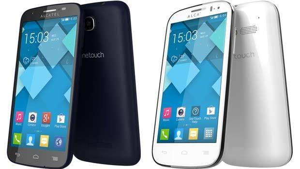 Alcatel apresenta novos smartphones dual chip com TV Digital e câmera frontal - http://showmetech.band.uol.com.br/alcatel-apresenta-novos-smartphones-dual-chip-com-tv-digital-e-camera-frontal/