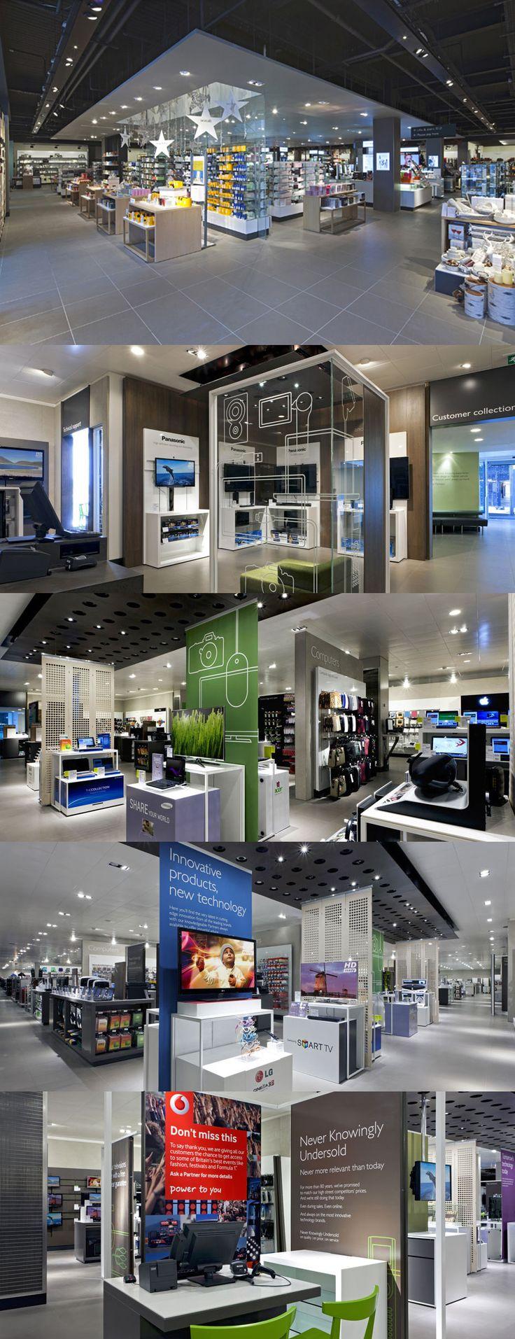 John Lewis appliances store