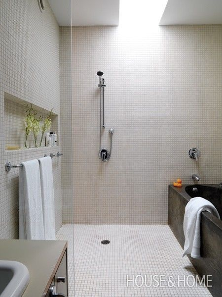 14 best images about mood board for architect on pinterest for Shallow tub shower combination