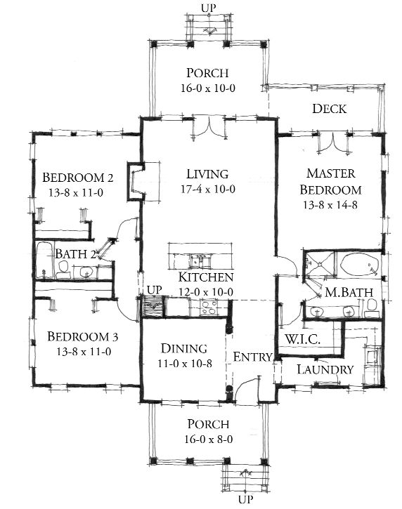 17 Best Images About House Plans On Pinterest Small