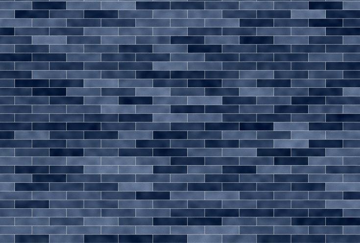 Brick Texture Abstract Blue Texture Brick Wallpaper - Wallpaper | Grab Wallpaper...