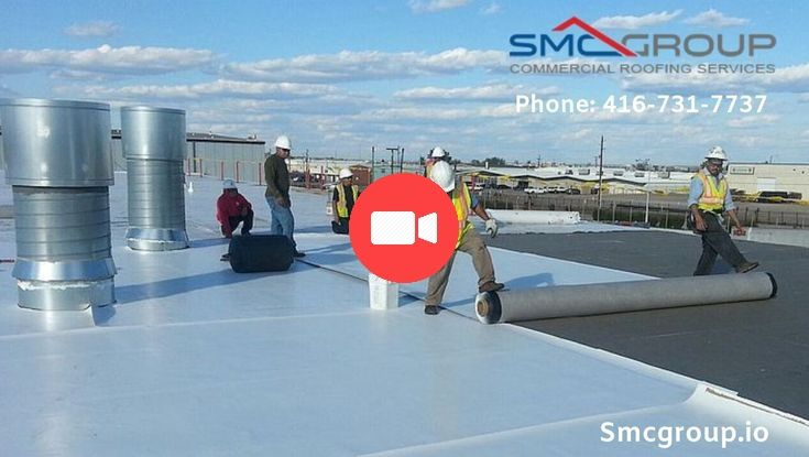 Flat Roof Repair And Replacement In Toronto Flat Roof Repair Flat Roof Roofing