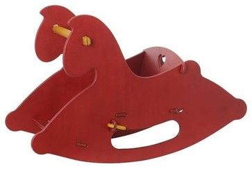 Moover Wooden Rocking Horse traditional kids toys