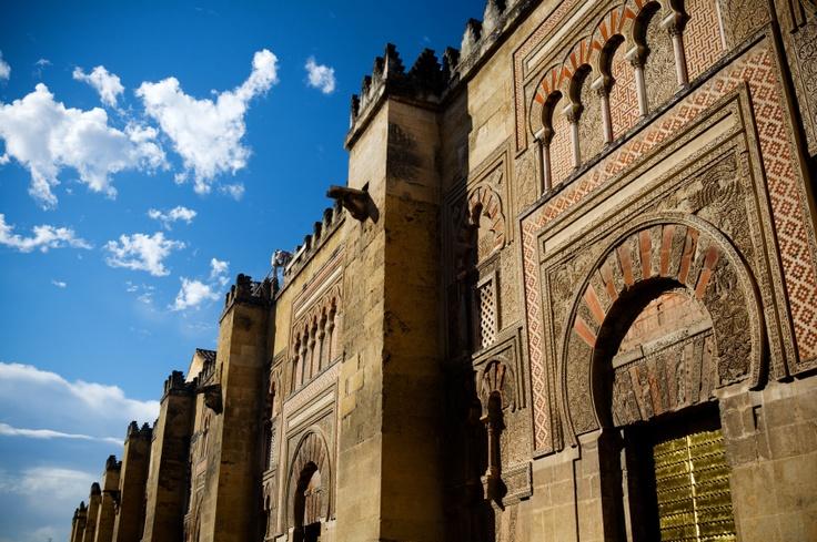 La Grande Mosquée, Cordoue, Espagne   © naphtalina