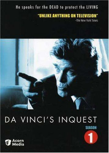 Amazon.com: Da Vinci's Inquest - : Ian Tracy, Nicholas Campbell, Donnelly Rhodes, Anne Wheeler, David Straiton, Charles Martin Smith, Mairzee Almas, Robert Cuffley, Scott Summersgill, A.J. Vesak, Brad Turner, Mina Shum, John L'Ecuyer, Tom Braidwood, George Mihalka, Morris Panych, William Fruet: Movies & TV