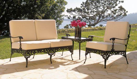 45 Best Brown Jordan Patio Furniture Images On Pinterest Brown Jordan Backyard Furniture And