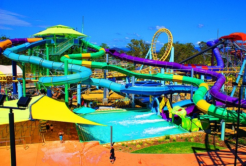 Water Parks.