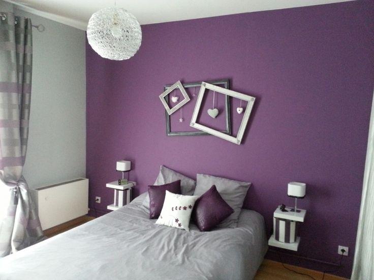 17 meilleures id es propos de chambre de fille mauve sur pinterest d cor de cr che violet for Chambre mauve et beige