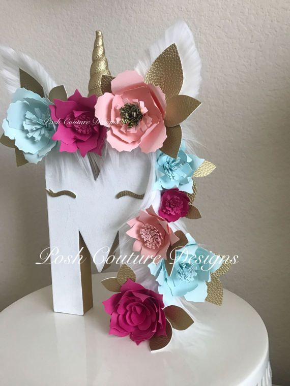 Unicorn Gift Set/ Unicorn Birthday Gift/ Unicorn Baby Shower/ Unicorn Photo Prop/ Unicorn Party/ Unicorn Birthday/ Unicorn Letters ~~~~~~Only Seen At Posh Couture Designs~~~~~ ~~~~~~~~Designed Exclusively ~~~~~~ By Posh Couture Designs Make you little ones special day even more magical with this Unicorn Gift set. Lots of shimmer and magical dust, it will definitely bring a smile to her face! Each letter is beautifully handcrafted with premium high quality p...