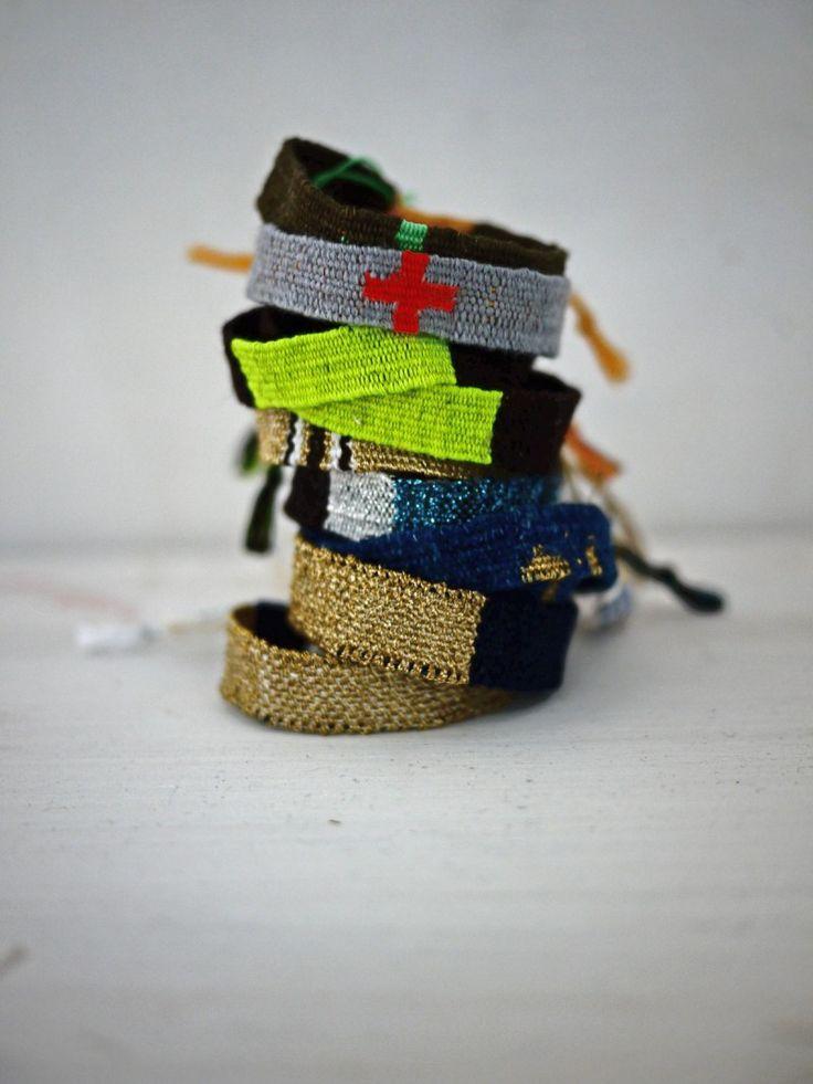 Myriam Balay , pulseras con estilo