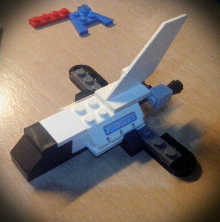 Simple brickbiter shuttle.