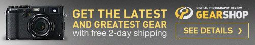 GearShop: Free 2-day shipping on all orders