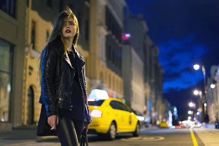 "https://flic.kr/p/wB6kwZ   DASHA  ""Walk with girls"". Street portrait photoghrapher. Night Moscow city."