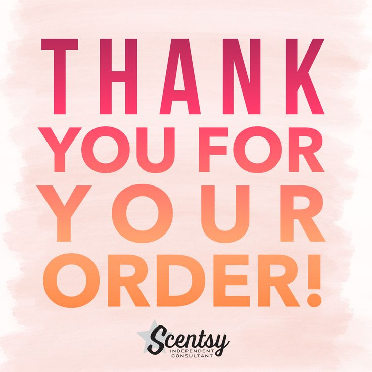 Thank You For Your Purchase Quotes: 17 Best Images About Scentsy On Pinterest