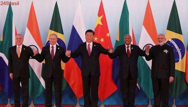Brasil, Rússia, Índia, China e África do Sul | Cúpula do Brics critica protecionismo e condena Coreia do Norte em encontro