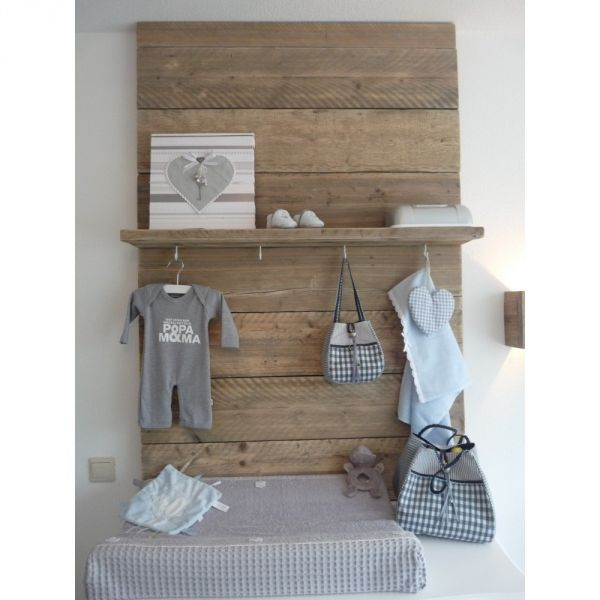 houten plankjes voor aan de muur - Google zoeken