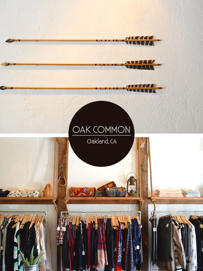 Oak common oakland clothing and home sf