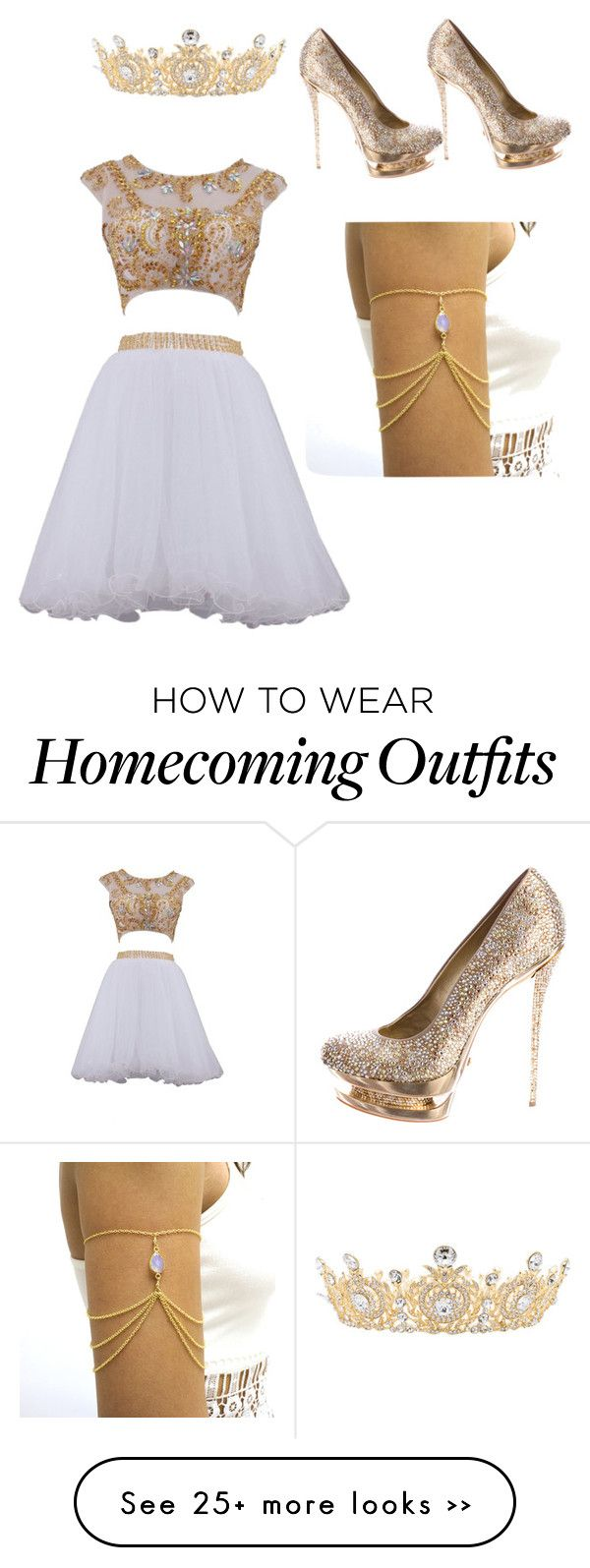 """""""homecoming"""" by destinygotem on Polyvore featuring мода и Gianmarco Lorenzi"""