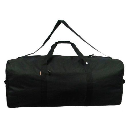 cf1a7f91468d Heavy Duty Cargo Duffel Large Sport Gear Equipment Travel Bag Rooftop Rack  Bag