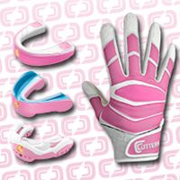 Breast Cancer Awareness: Companies That Give Back 2013: Cutters Gloves and Shock Doctor
