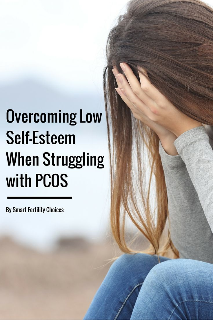 Discover my top 3 strategies for overcoming low self-esteem when dealing with PCOS. Click the image above!