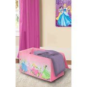 Disney Princess Oversized Soft Collapsible Storage Toy Trunk