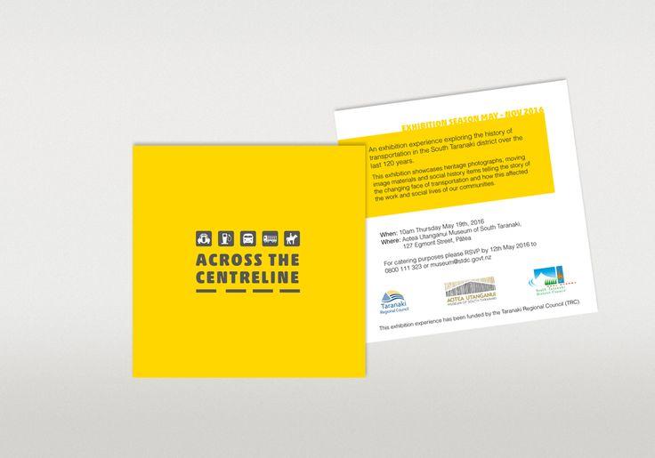 Across the Centerline Invite