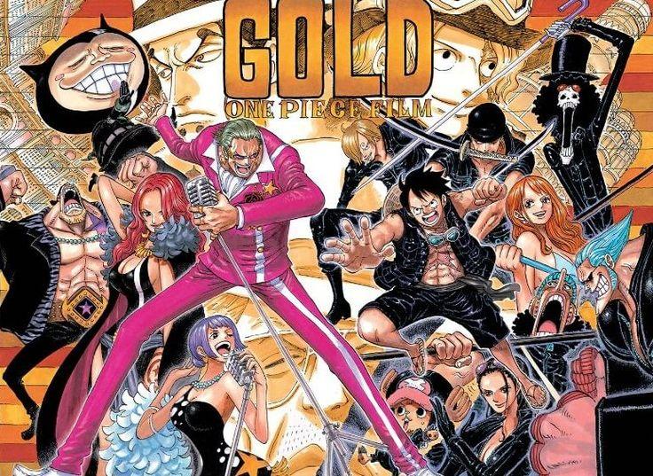 one piece gold ger dub stream