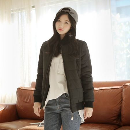 Womens Clothing Store [VANILLAMINT] Code quilted padding / Size : FREE / Price : 85.96 USD #dailyllook #dailyfashion #fashionitem #outer #outwear #padding #jumper #jacket #ootd #vanillamint http://en.vanillamint.net/ http://cn.vanillamint.net/ http://jp.vanillamint.net/