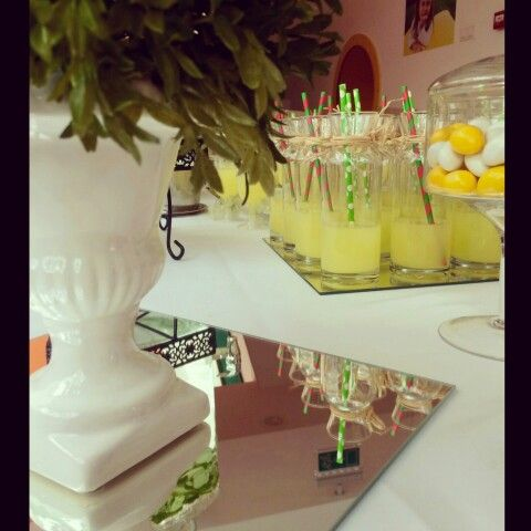 Lemonade buffet... Limonata büfesi...