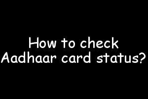 Once you have enrolled for aadhaar card by visiting your nearest enrollment center, you do not have to check your mailbox everyday for the aadhaar card. Perhaps if there is any delay in delivery than the estimated time, you need not panic. You can view your aadhaar card details online and track your package.   #aadhaar update status #aadhar card check #aadhar card status enquiry phone number #get aadhar #uidai gov check your aadhaar status