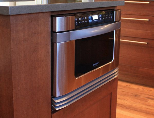 under cabinet appliances kitchen cherry wood counter microwave kitchen cabinets 6500