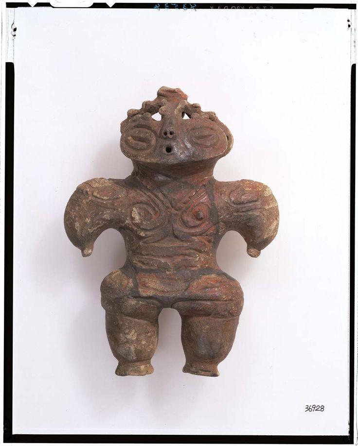 C0043534 土偶 - 東京国立博物館 画像検索