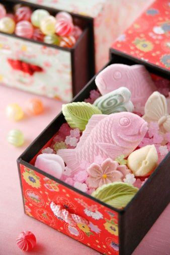 Japanese sweets:スマホ壁紙