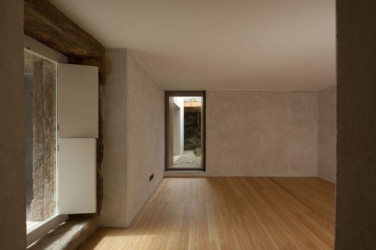 Brandao Costa . house restauration . Arga de Cima