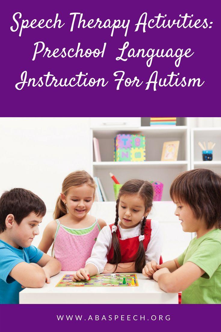 informative speech on autism