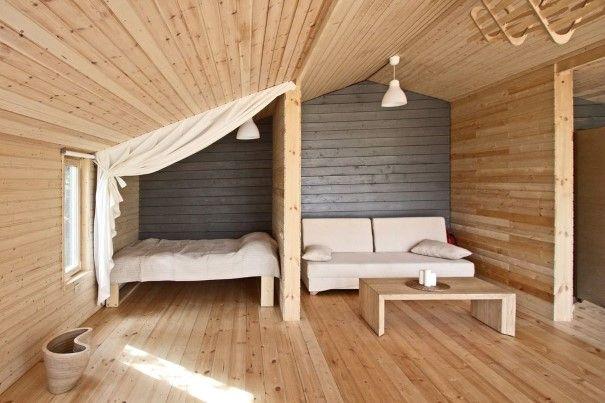 Prefabrikované drevené chatky od DublDom 13