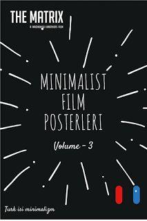 Türk İşi Minimalizm: Minimalist film posterleri - 3