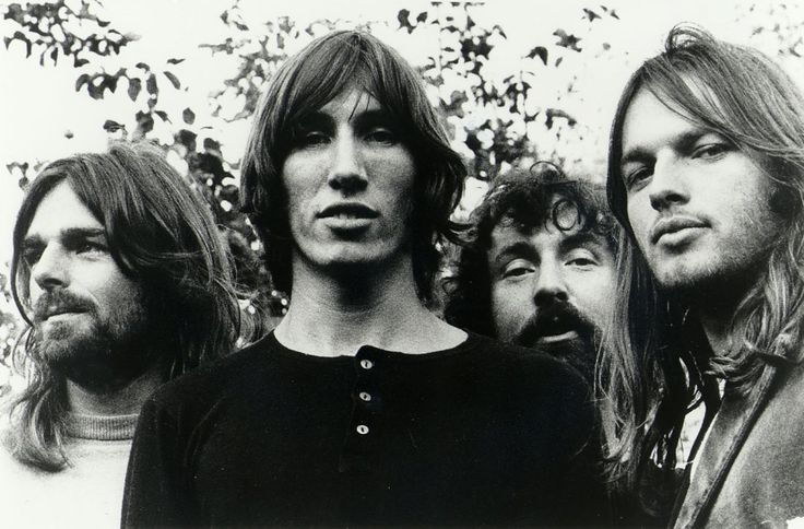 A photo of Pink Floyd
